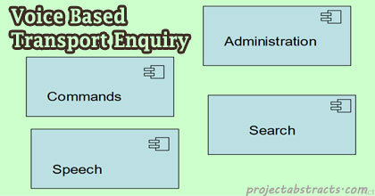 Voice Based Automated Transport Enquiry System in C# net and