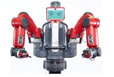 Figure 1.1: Baxter, by Rethink Robotics